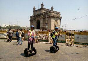 Electric Heritage City Tours on Segways in Mumbai