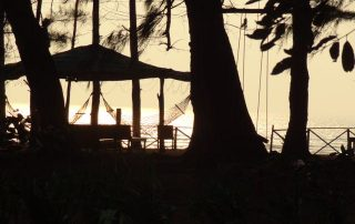 Seaside Lounge at Ecomantra Experiential Eco Resort