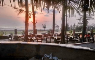 Seaside Cafe at Ecomantra Experiential Eco Resort