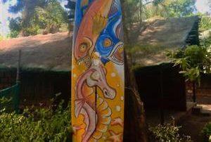 Kayaking Art at Ecomantra Experiential Eco Resort