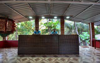 Reception Ecomantra Experiential Eco Resort