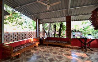 Reception at Ecomantra Experiential Eco Resort