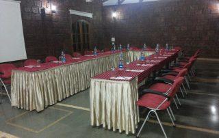 Conference at Ecomantra Experiential Eco Resort