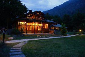 Experiential Eco Lodges - Luxury Villas