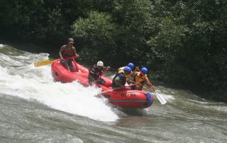 River Rafting at Ecomantra Experiential Eco Camps & Resorts