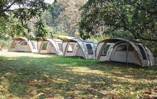 Tented Eco Camp by Ecomantra