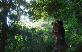 Bird Watching and Trekking in the Forests Day Trips at Ecomantra Experiential Eco Camps & Resorts
