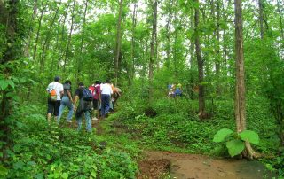 Nature Trails at Ecomantra Experiential Eco Camps & Resorts