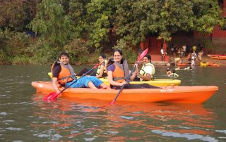 Kayaking • Experiential Eco Camps, Resorts and Villas