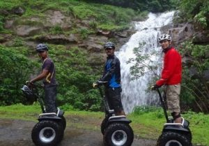 Electric Heritage City Tours on Segways in Lavasa
