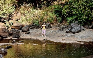 Hiking and Trekking in the Forests Day Trips at Ecomantra Experiential Eco Camps & Resorts