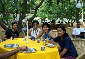 Dining Differently at Ecomantra Experiential Eco Camps & Resorts