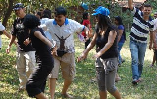 Strategic Team Games based Corporate Offsite • Team Building • Experiential Learning Programs at Ecomantra Experiential Eco Camps & Resorts