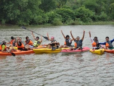 Corporate Offsite • Kayaking & Paddling